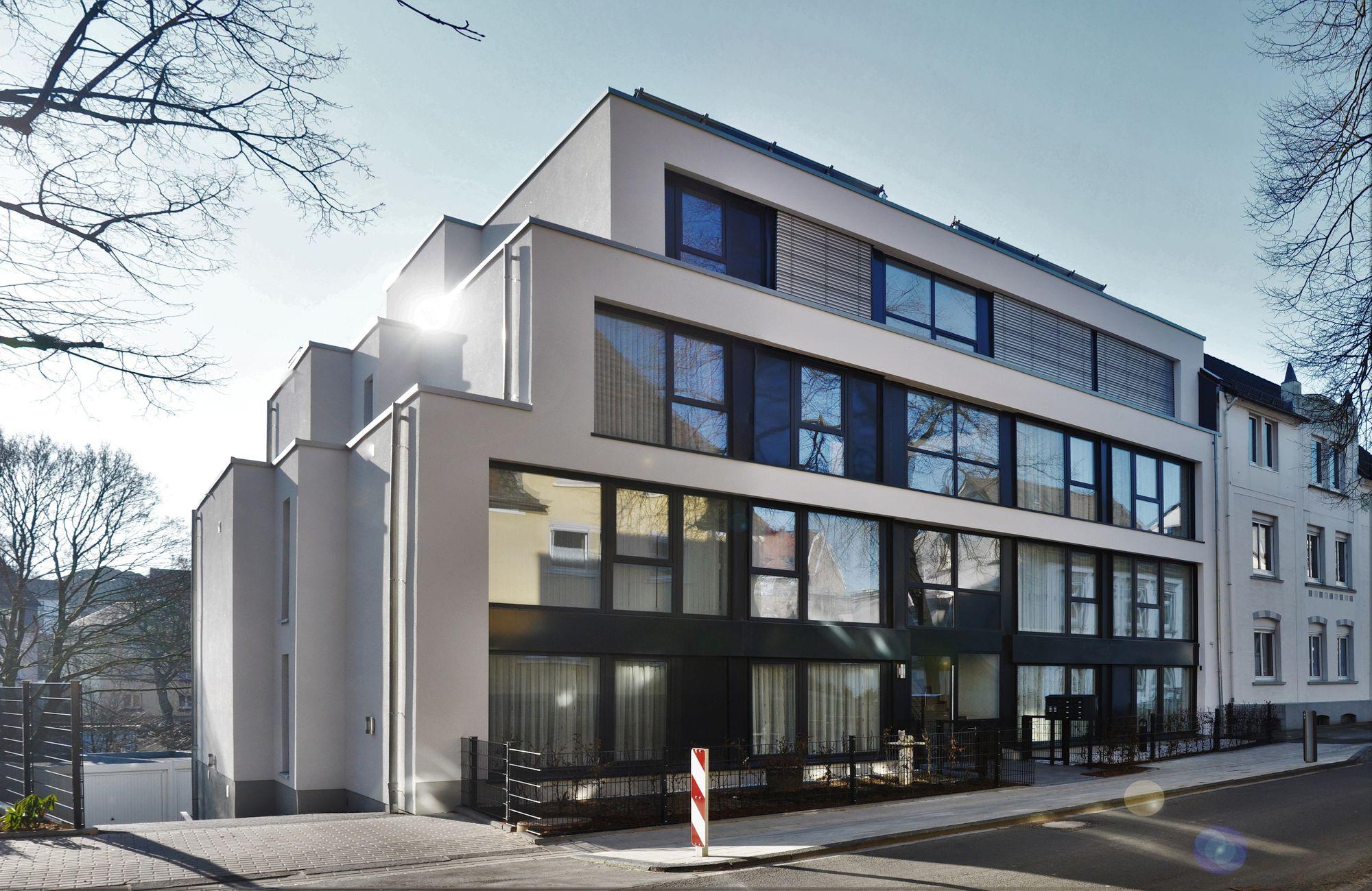 Wohnhaus in der Kanalstraße in Solingen